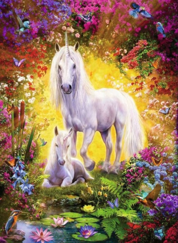 Ravensburger 28524 Fantasy Horse