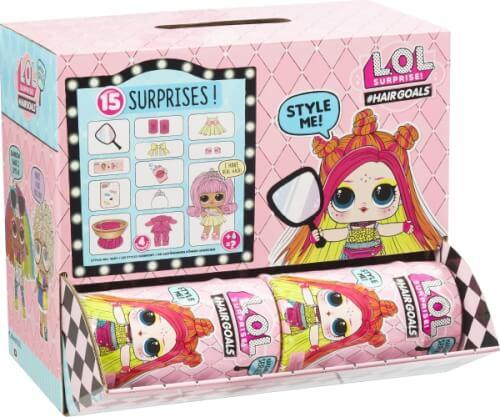 MGA L.O.L. Surprise Hairgoals sortiert  LOL Suprise