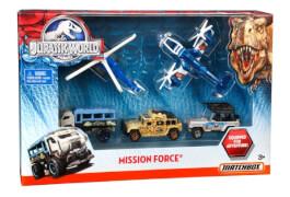 Mattel Matchbox Jurassic World Sondereinsatz