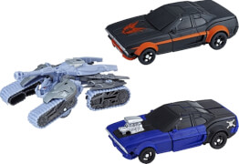 Hasbro E0698EU4 Transformers Movie 6 Energon Igniters Power Basis Figur