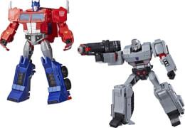 Hasbro E1885EU4 Transformers CYB Action Attacker Ultimate Figur, ab 6 Jahren