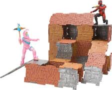 Jazwares Fortnite FNT0115 FORTNITE - Turbo Builder Set mit Spielfiguren Rabbit Raider und Vertex Serie 2
