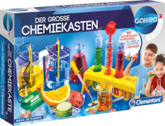 Clementoni Galileo - Der große Chemiekasten