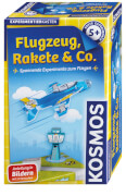 KOSMOS Mitbring-Experimente Flugzeug, Rakete & Co.