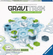 Ravensburger 275960 GraviTrax Bauen, innovatives Bausystem