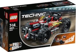 LEGO® Technic 42073 BUMMS!, 139 Teile
