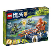 LEGO® NEXO KNIGHTS 72001 Lances schwebender Cruiser, 217 Teile