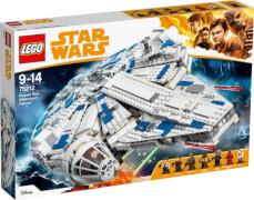 LEGO® Star Wars 75212 Kessel Run Millenium Falcon, 1414 Teile, ab 9 Jahre