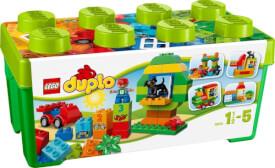 LEGO® DUPLO® 10572 Große Steinebox, 65 Teile