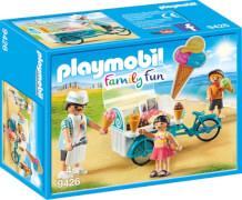 PLAYMOBIL 9426 Fahrrad mit Eiswagen