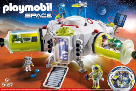 Playmobil 9487 Mars-Station