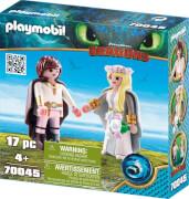 Playmobil 70045 Astrid und Hicks