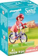 Playmobil 70124 Maricela mit Fahrrad