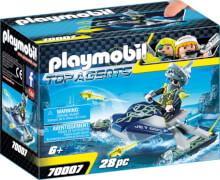 Playmobil 70007 TEAM S.H.A.R.K. Rocket Rafter