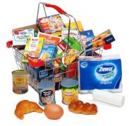 Tanner-Küchenkorb gefüllt