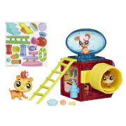Hasbro Littlest Pet Shop Tierchen Spielwelt
