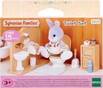 Sylvanian Families  5020 Toiletten-Set
