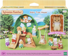 Sylvanian Families 5318 Baby Abenteuer Baumhaus