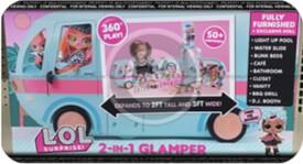 L.O.L. Surprise Glamper Asst
