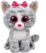 TY Beanie Boo's - Katze Kiki, Plüsch, ca. 13x14x22 cm