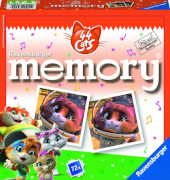 Ravensburger 20451 44 Cats memory®