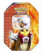 POK Pokémon Tin 18 Entei DE