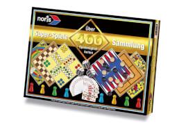NORIS Spiele Spielemagazin 400 Möglichkeiten