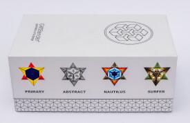GeoBender® Cube  2er Geschenkbox ''Abstract®''