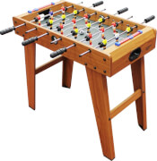 carromco Standkicker Kicker-Kick-XL Aufbaumaße: 69 x 36,5 x 65 cm