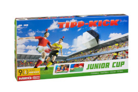 TIPP-KICK Junior Cup inklusive handgenähter Netztore