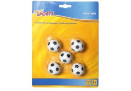 New Sports Ersatz-Fußbälle für Kicker, Ø 36 mm