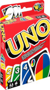Mattel W2087 UNO (Kartenspiel), 2-10 Spieler, ca. 30-60 min, ab 7 Jahre