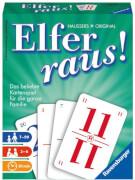Ravensburger 207541  Elfer raus! Familienspiel