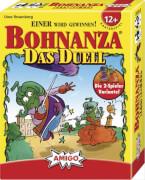 AMIGO 01658 Bohnanza - Das Duell, Strategiespiel, für 2 Spieler, Spieldauer ca. 45 Min, ab 12 Jahren