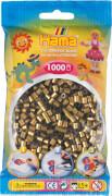 HAMA Bügelperlen Midi - Bronze 1000 Perlen