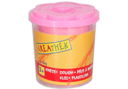 Creathek Softknete in Dose, pink, 150 g