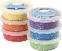 Foam Clay® Metallic-Set 6 x 14 Gramm