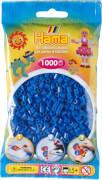 HAMA Perlen, hellblau, 1.000 Stück