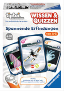 Ravensburger 7509 tiptoi® - Wissen & Quizzen: Spannende Erfindungen