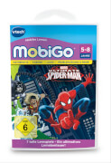 Vtech CS.MobiGo Der ultimative Spiderman