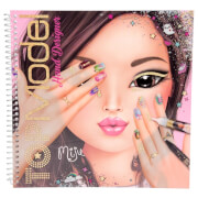 TOPModel Hand Designer Malbuch