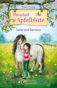 Loewe Ponyhof Apfelblüte - Lena und Samson, Band 1