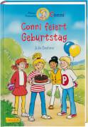 Conni feiert Geburtstag (farbig illustriert)