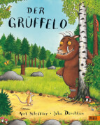Der Grüffelo - Bilderbuch (gebundene Ausgabe)