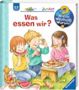 Ravensburger 32899 Wieso? Weshalb? Warum? Junior Band 53: Was essen wir?