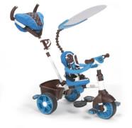 4-in-1 Trike Deluxe Sports Edition (Blau