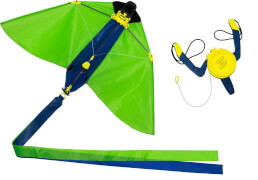 Bullyland Kite-a-Pult, ab 10 Jahren, Kunststoff