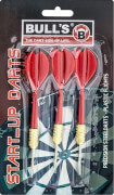 Bull's Steeldarts Starter-Set farblich sortiert