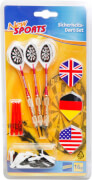 New Sports Safety Dart-Set, 16 g, 60-teilig, ca. 13x19x2 cm, ab 14 Jahren