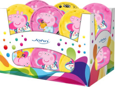 4''/100 MM  LIGHT UP BALL PEPPA PIG